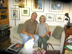 3. Al and Sandy from Alberta, Canada