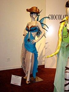 Snail/Butterfly Dress
